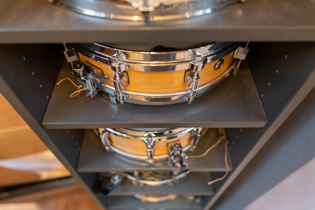 Instrumente Tonstudio Bäuerlein