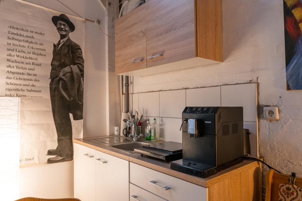 Kaffee-Ecke Studio Bäuerlein