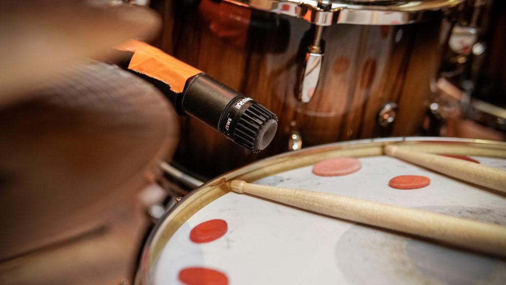 Drums Tonstudio Matthias Bäuerlein