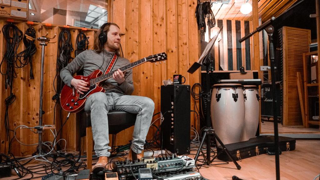 Recording Tonstudio Matthias Bäuerlein