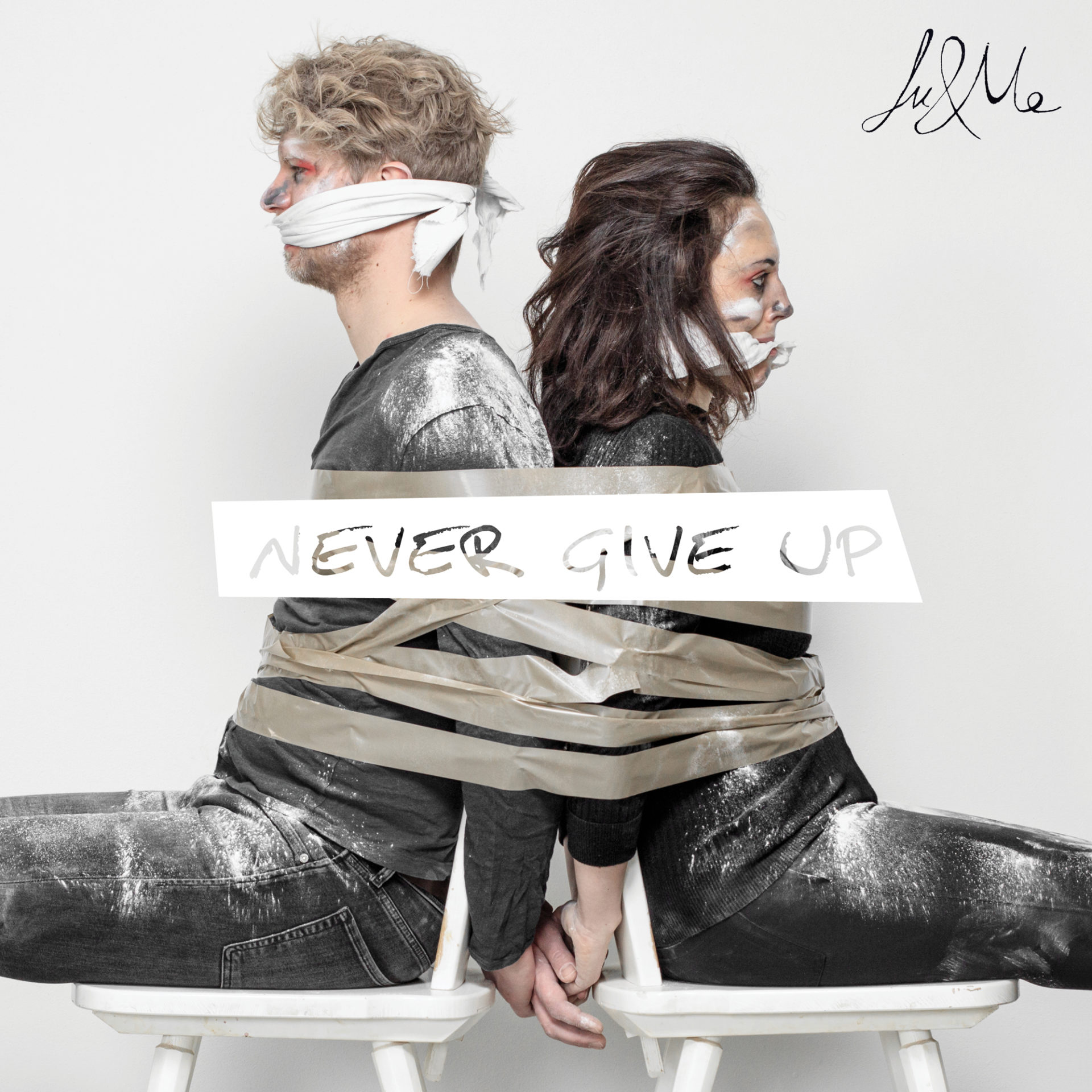 "Neue Lu&Me Single ""Never Give Up"" erschienen"