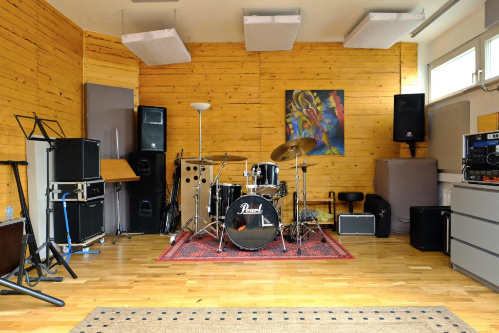Sound And Groove Studio und Proberaum in Nürnberg
